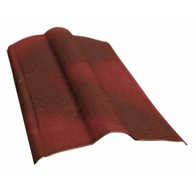 Onduvilla - Ridge - Shaded Red (900mm)