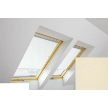 Fakro - ARS I 007 - Standard Manual Roller Blind - Cream