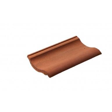 Redland Fenland Tile - Pantile Concrete Tile - Smooth Terracotta (5121)