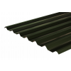 Steel Box Profile Roofing Sheet (34/1000) - Polyester Paint Coated - 0.5mm / 0.7mm