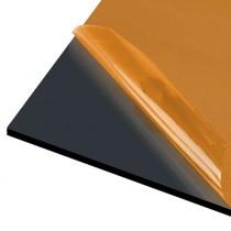 Axgard - Solid Polycarbonate - Black