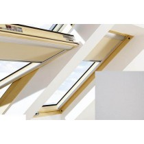 Fakro - ARF II 058 - Electrically Operated Blackout Blind (Z-Wave) - Silver