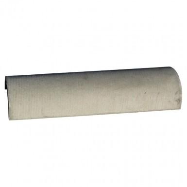 Cembrit Fibre Cement Small Conic Ridge - Slate Graphite