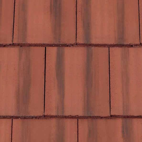 Redland Mini Stonewold Tile Concrete Tile Smooth