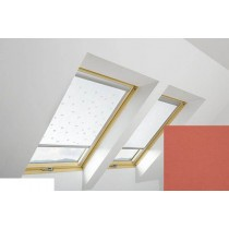 Fakro - ARS I 246 - Standard Manual Roller Blind - Blush