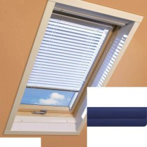 Fakro - AJP II 145 - Standard Manual Venetian Blind - Midnight Blue