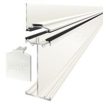 Alukap-SS - High Span Wall Bar - White