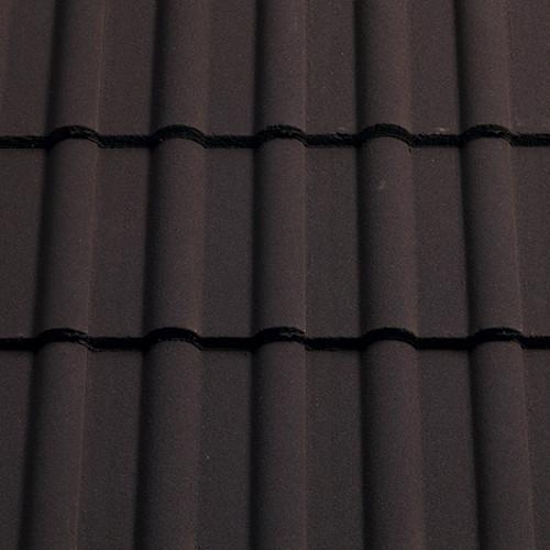 Sandtoft Double Roman Concrete Tile Sandfaced Antique 2