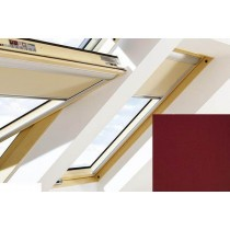 Fakro - ARF II 056 - Electrically Operated Blackout Blind (Z-Wave) - Walnut Brown