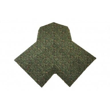 Britmet - 3 Way Top Cap - Moss Green