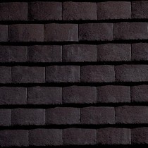 Sandtoft Standard Plain Tile - Concrete Tile - Smooth Dark Grey