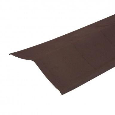 Coroline & Onduline - Verge - Brown (1000mm)