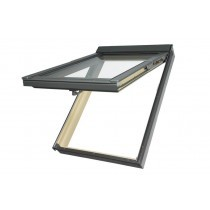 Fakro Roof Window - Conservation Top Hung in White PVC - Laminated Double Glazing [PPP-V/C P2]