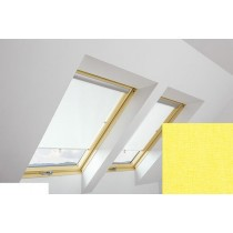 Fakro - ARS I 008 - Standard Manual Roller Blind - Lemon