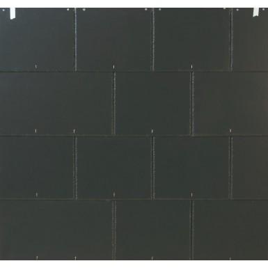 Cembrit Moorland Fibre Cement Slate - Blue/Black - 600mm x 600mm - Pallet of 500 Slates