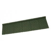 Britmet - Slate 2000 Plus - Lightweight Metal Roof Tile - Moss Green (0.9mm)