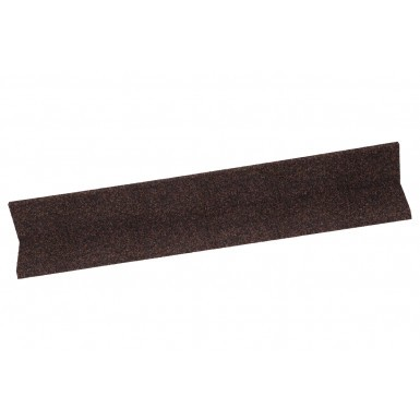Britmet - Apron Flashing - Rustic Brown (1250mm)