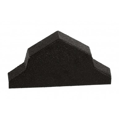 Britmet - Pantile 2000 - Ridge End Cap - Charcoal