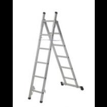 Werner 3 Way Aluminium Combination Ladder