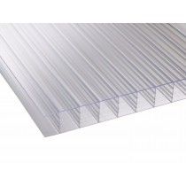 Corotherm 25mm - Sevenwall Polycarbonate Sheet - Clear (2500x1050x25mm)