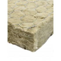 Rockwool - Mineral Rock Fibre Fire Barrier System (4m x 1m x 60mm - 3.5m2)