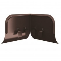Lindab Steel Guttering - Corner Overflow Protector