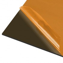 Axgard - Solid Polycarbonate - Bronze