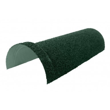 Britmet - Barrel Hip - Tartan Green (410mm)