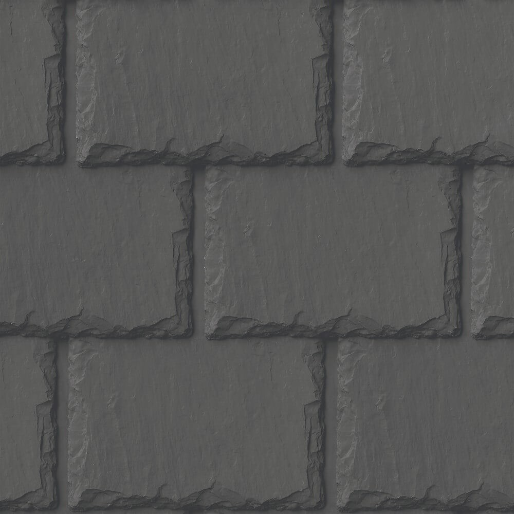 Tapco Aledora Slate Tile Steel Grey 804 24 Pack