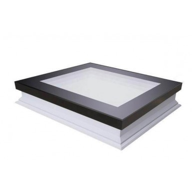 Fakro Flat Roof Window - Access Roof Light - Energy Efficient Triple Glazing [DRF-D U6]