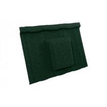Britmet - Ultratile - Air Vent Tile - Tartan Green