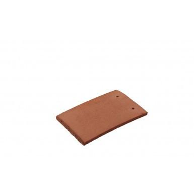 Redland Plain Tile - Concrete Tile - Smooth Terracotta (6151)