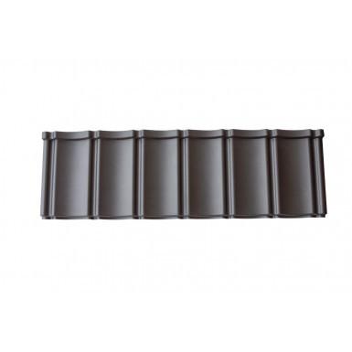Lightweight Tiles - Smooth Budget Tile - Black