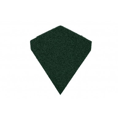 Britmet - Angle Ridge End Cap - Tartan Green