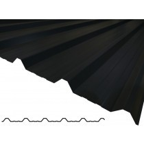Steel Box Profile Roofing Sheet (32/1000) - PVC Plastisol Coated - 0.5mm / 0.7mm