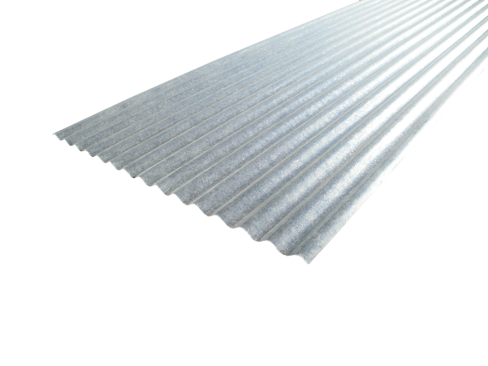 GRP Corrugated Roof Light (14/3) - 1 5mm