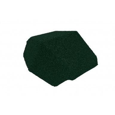 Britmet - 135° Angle Hip End Cap - Tartan Green