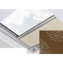 Fakro - ARF/D III 237 - Flat Roof Manual Blackout Blind - Texutre 10