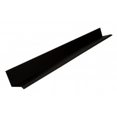 Britmet - Pantile 2000 - Upstand Flashing - Charcoal (2000mm)