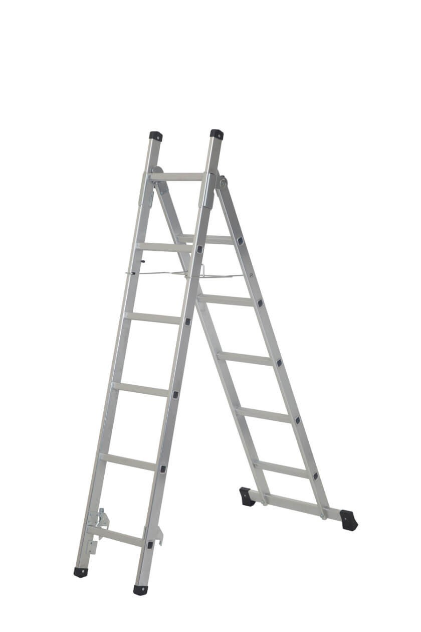 Youngman 3 Way Combination Ladder - 2.55m