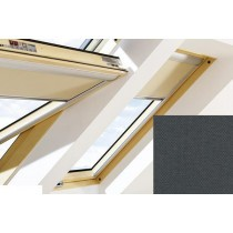 Fakro - ARF II 265 - Manual Blackout Blind - Anthracite