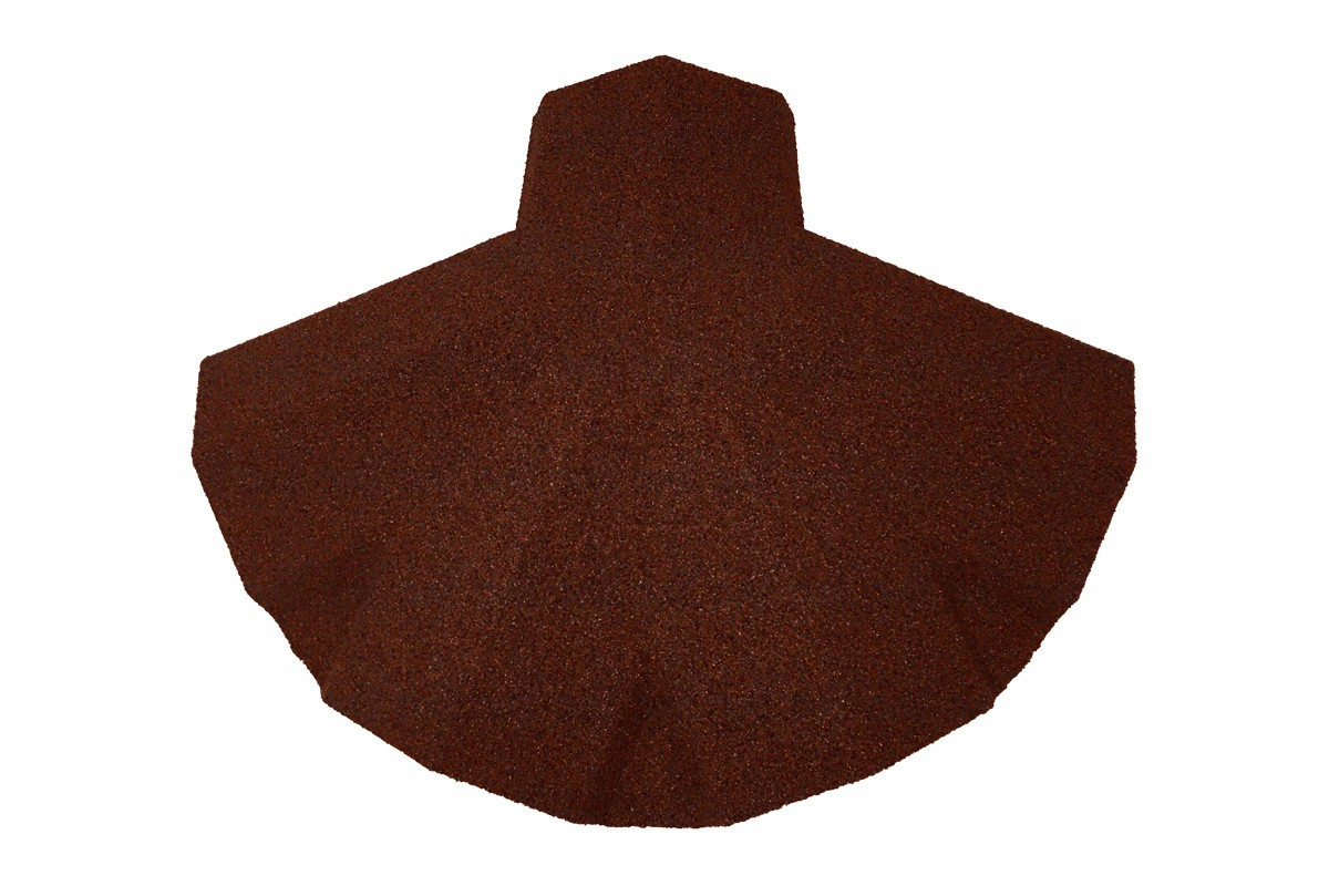Britmet - 5 Way Top Cap - Rustic Terracotta