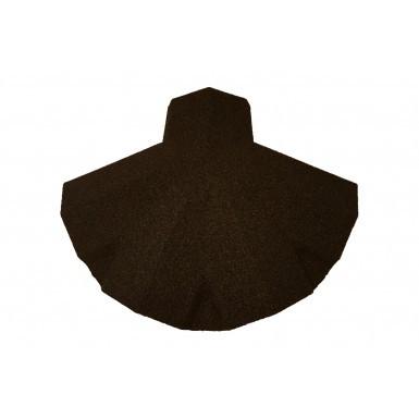 Britmet - 5 Way Top Cap - Bramble Brown