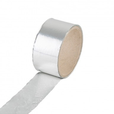 Corotherm - 25mm Polycarbonate Sheet Aluminium Sealing Tape (45mm x 10m)
