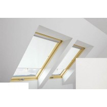 Fakro - ARS I 001 - Standard Manual Roller Blind - White