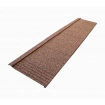 Britmet - Lightweight Metal Roof Shingle - Rustic Brown (End of Line)