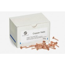 Copper Clout Nails - 25mm - British Lead