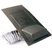 Corovent - Economy Vent Terminal for 600mm x 300mm Slates