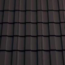 Sandtoft Lindum - Concrete Tile - Smooth Brown