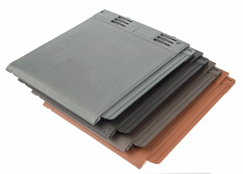 Envirotile Plastic Tile Terracotta Pack Of 10